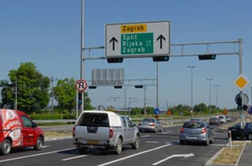 Dopravné predpisy v Chorvátsku