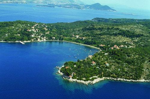 Elafitské ostrovy - Chorvátsko