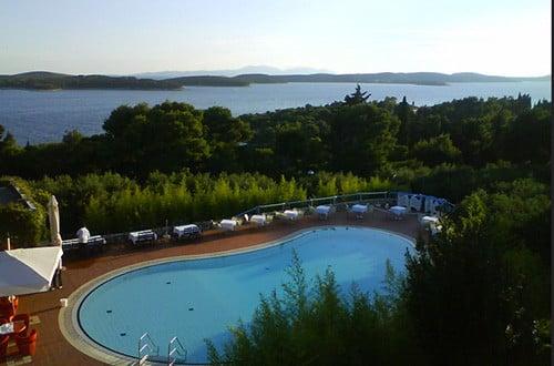 Hotel v Chorvátsku