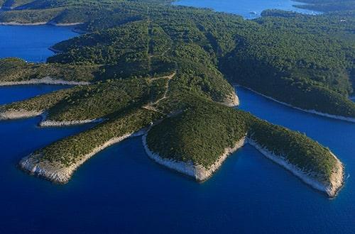 Ostrov Hvar - Chorvátsko