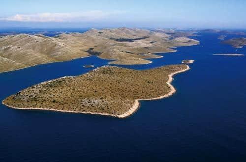 Súostrovie Kornati - Chorvátsko