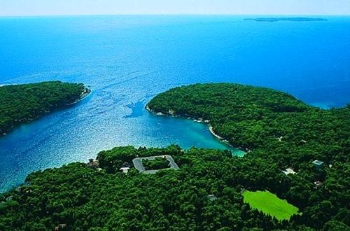 Ostrov Lošinj v Chorvátsku