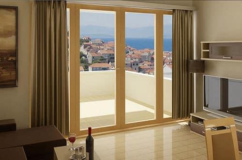 Moderný apartmán v Chorvátsku