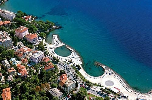 Opatija - Chorvátsko