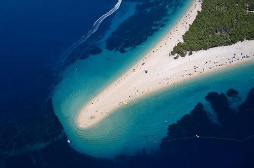 Ostrov Brač - Chorvátsko