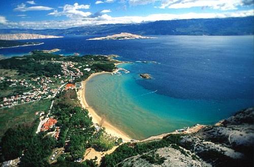 Ostrov Cres v Chorvátsku