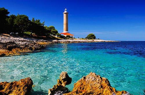 Chorvátsky ostrov Dugi Otok