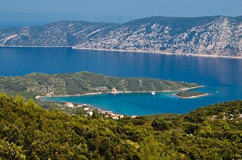 Ostrov Korčula - Chorvátsko