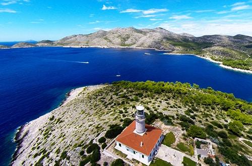 Ostrov Lastovo - Chorvátsko