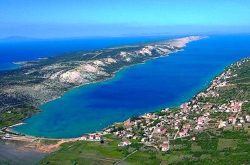 Ostrov Pag - Chorvátsko