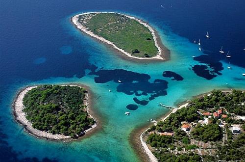 Ostrov Šolta - Chorvátsko