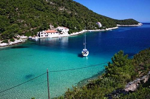 Ostrov Vis - Chorvátsko
