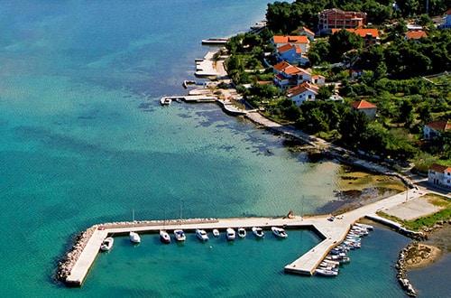 Ostrov Pašman - Chorvátsko