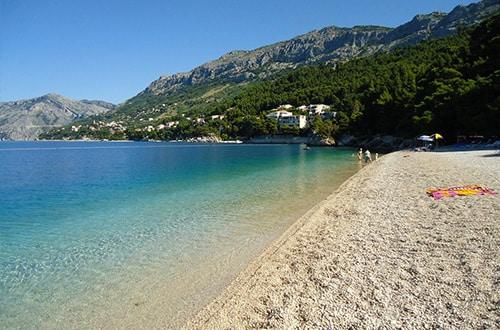 Rijeka - Chorvátsko (pláž)