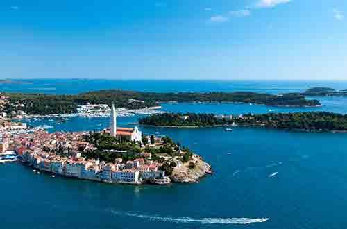 Rovinj Chorvátsko