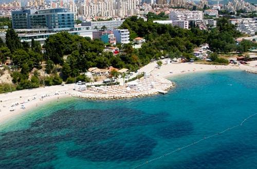 Split - Chorvátsko