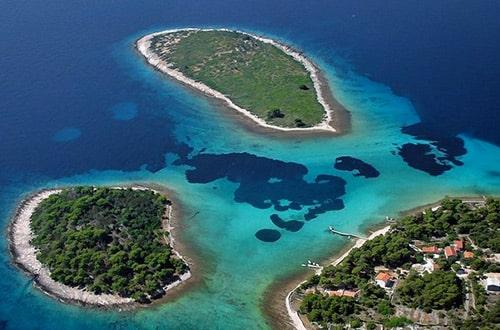Trogir - Chorvátsko