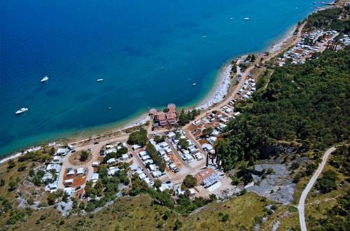 Polostrov Umag - Chorvátsko