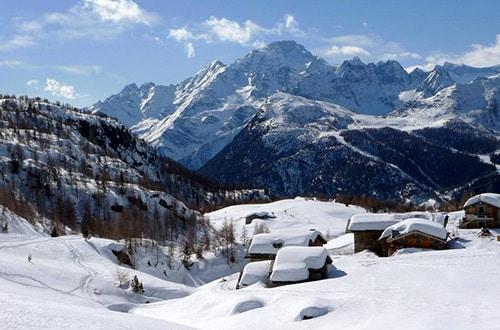 Alta Valtellina - Taliansko
