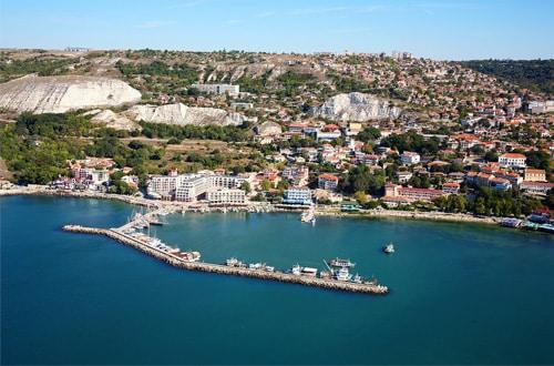 Dovolenka - Bulharsko