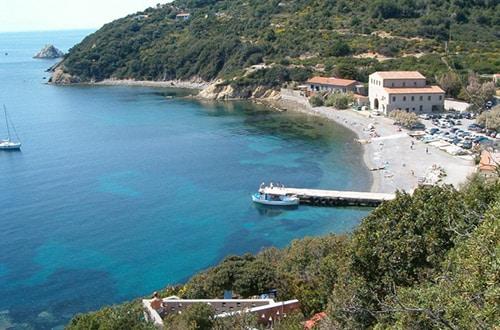Ostrov Elba v Taliansku