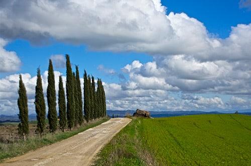 Toskánsko - Taliansko