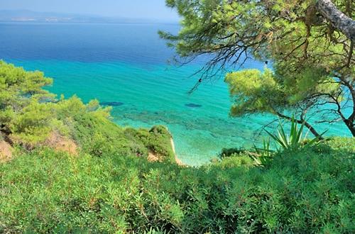Chalkidiki - Grécko