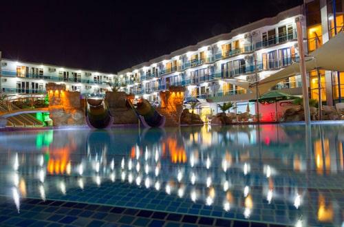 Hotel v Bulharsku