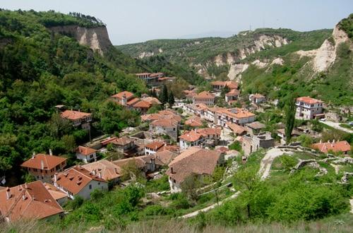 Melnik - Bulharsko