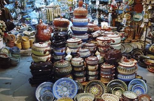 Nakupovanie v Bulharsku