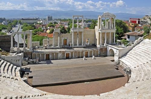 Plovdiv - Bulharsko