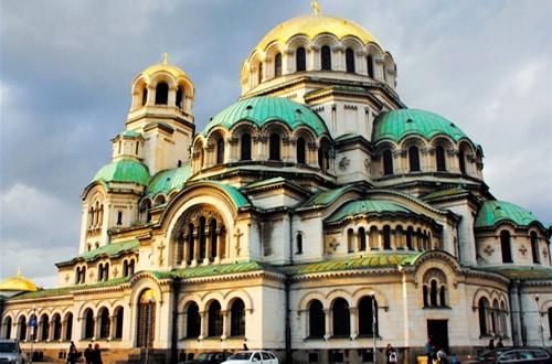Sofia - Bulharsko