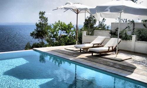 Ubytovanie - Grécko