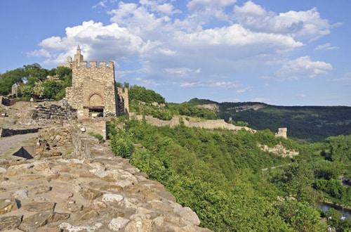 Veliko Tarnovo - Bulharsko
