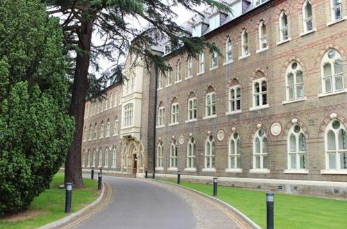 Škola v Anglicku