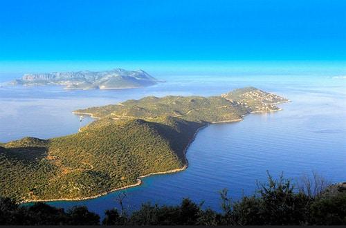 Počasie Antalyia - Turecko