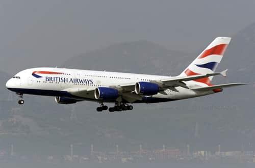 British Airways - Anglicko