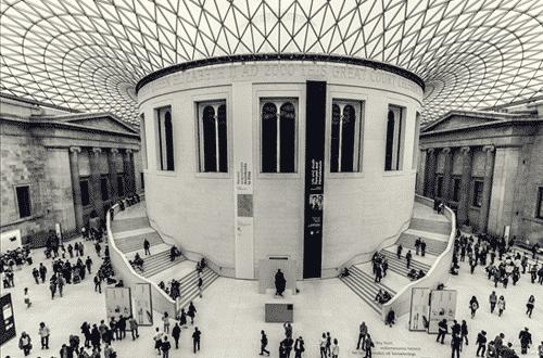 Londýn - British museum