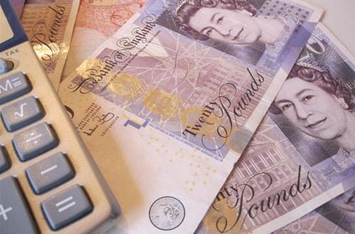 Financie - Anglicko