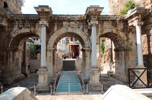 Hadriánová brána - Turecko