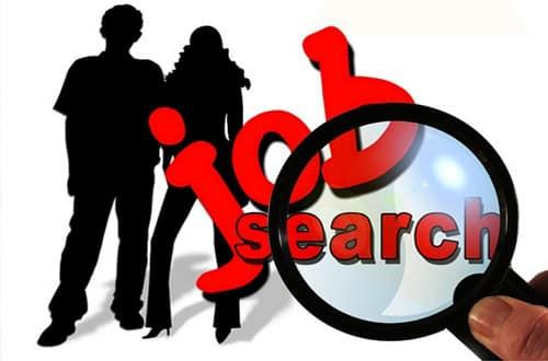 Hľadanie práce - Anglicko