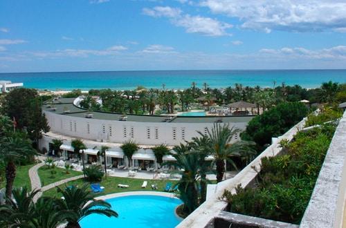 Last minute Tunisko