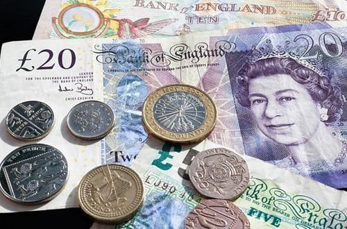 Minimálna mzda v Anglicku