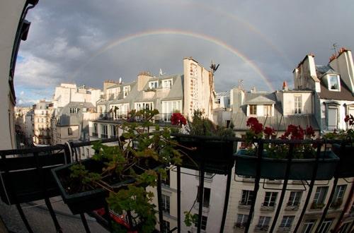 Počasie vo Francúzsku
