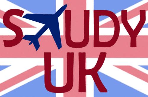 Štúdium v Anglicku