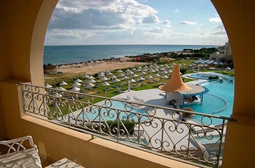 Turistické destinácie v Tunisku