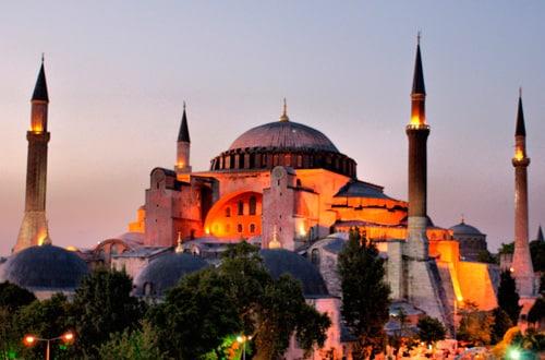 Hagia Sophia - Turecko