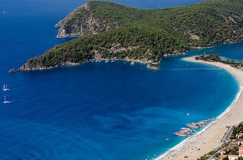 Turistické destinácie - Turecko