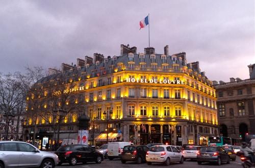 Hotel vo Francúzsku