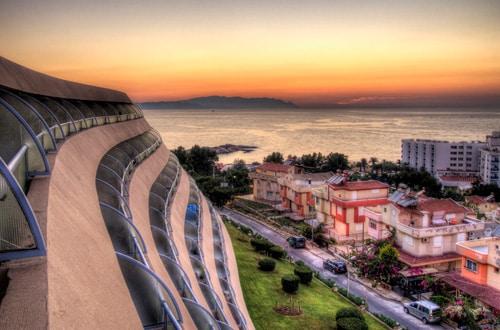 Ubytovanie v Turecku